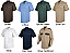 Men\'s Short Sleeve Sentry® Plus Shirt with Zipper