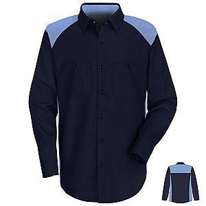 Navy / Postman Blue