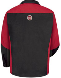 Back View - Long Sleeve Shown