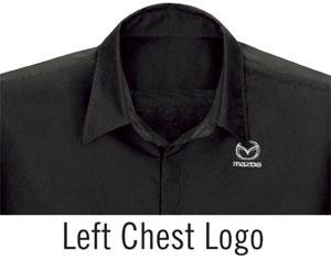 Left Chest Logo