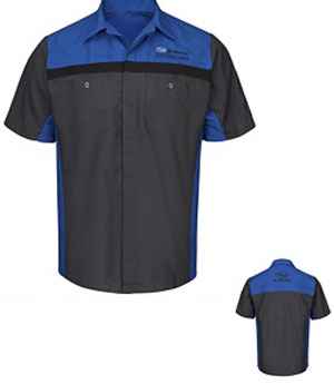 5007d3aa0ef8 Subaru® Technician Long Sleeve Shirt SY14SU. View detailed images (1)