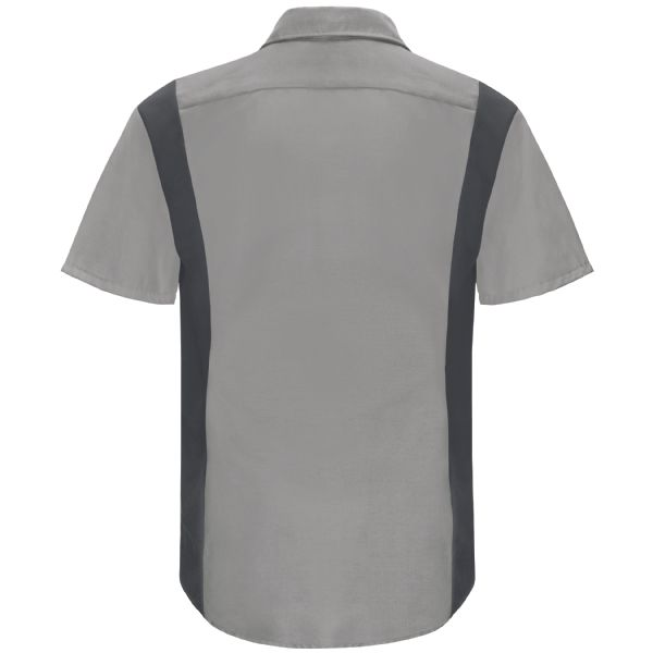 Light Grey / Charcoal Mesh - Back