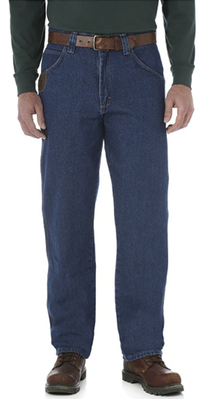 d9b8698b Wrangler® Riggs Workwear® Five Pocket Jean - Working Class Clothes