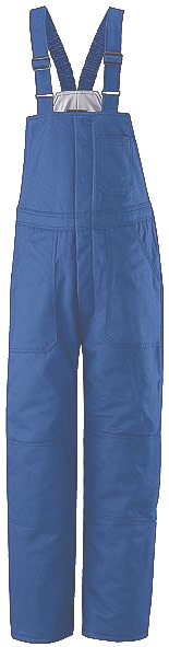 Bulwark Flame Resistant Excel-FR™ ComforTouch™ Deluxe Insulated Bib Overall
