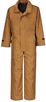 Red Kap Insulated Blended Duck Coverall