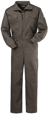 Bulwark Flame Resistant Excel-FR™ Deluxe Coverall