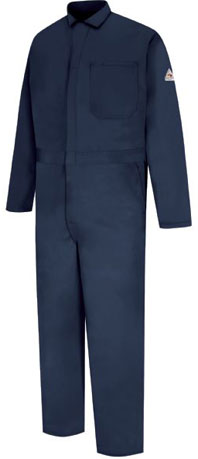 Bulwark Flame Resistant Excel-FR™ Contractor Coverall