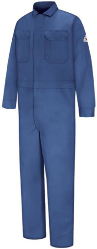 Bulwark Flame Resistant Excel-FR™ Deluxe Contractor Coverall