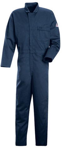 Bulwark Flame Resistant Excel-FR™ Industrial Coverall