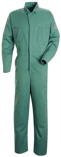 Bulwark Flame Resistant Excel-FR™ Gripper Front Coverall