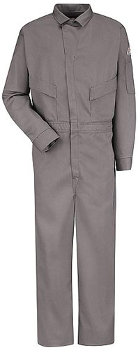 Bulwark Flame Resistant 6oz. Summer Coverall