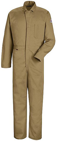 Bulwark NOMEX® IIIA Flame Resistant Contractor Coverall