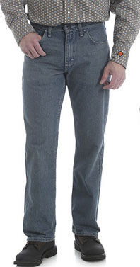 Wrangler® Flame Resistant Vintage Boot Cut Jean
