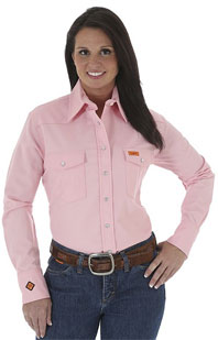 Wrangler Women's Western Shirt