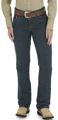Wrangler Female Crosshatch Jean