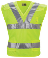 Hi-Visibility Breakaway Safety Vest