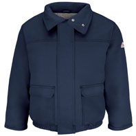Bulwark EXCEL-FR™ ComforTouch™ Flame Resistant Insulated Bomber Jacket