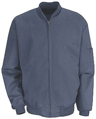 Zip-In Zip-Out Solid Team Style Jacket