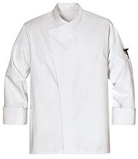 Tunic Style Chef Coat
