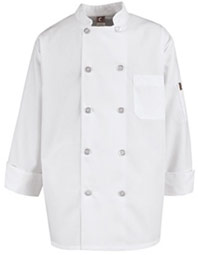 Vented Back Chef Coat