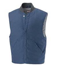 Bulwark NOMEX® IIIA Flame Resistant Vest Style Jacket Liner