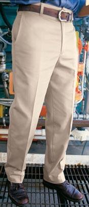 Red Kap Men's Wrinkle Resistant Cotton Work Pant