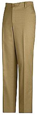 Red Kap Men's Plain Front Cotton Casual Pant