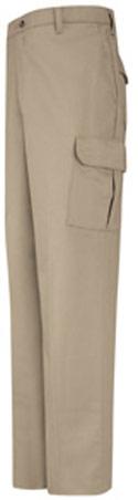 Red Kap Men's Wrinkle Resistant Cotton Cargo Pant
