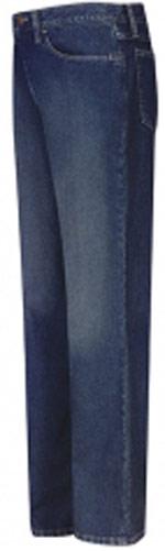 Bulwark Flame Resistant Excel FR® Straight Fit Sanded Denim Jean