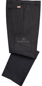 Lexus Technician Plain Front Pant