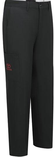 Toyota Men's Technician Utility Pocket Pant