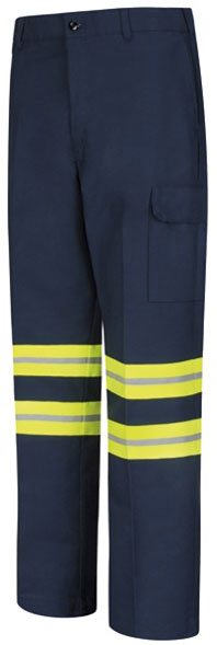 Red Kap Mens Enhanced Visibility Cargo Pant