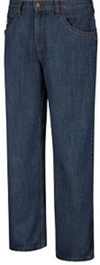 Bulwark Men's Lightweight Relaxed Fit Jean