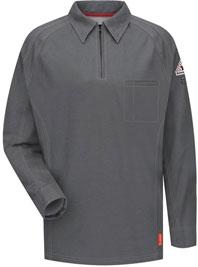 Bulwark FR iQ Long Sleeve Polo