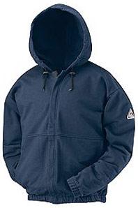 Bulwark Flame Resistant Excel-FR™ Zipper Front Sweatshirt