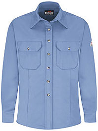 Bulwark Woman's 7oz. Dress Uniform Shirt
