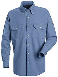 Bulwark Flame Resistant Cool Touch® 2 Long Sleeve Shirt