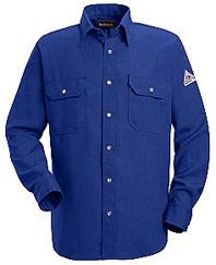'NOMEX® IIIA Flame Resistant 6 oz. Snap Front Deluxe Shirt