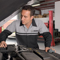 Chrysler Technician Long Sleeve Shirt