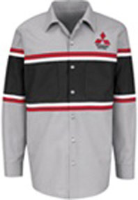 Mitsubishi Technician Long Sleeve Shirt