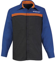 Quick Lane® Long Sleeve Technician Shirt