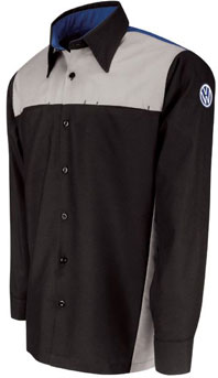 Volkswagen Technician Long Sleeve Shirt