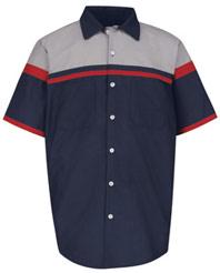 Red Kap Performance Technician Short Sleeve Shirt