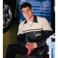 Chrysler Five Star Technician Short Sleeve Shirt