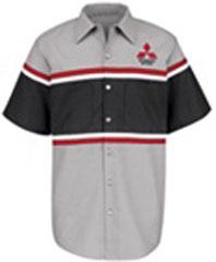 Mitsubishi Technician Short Sleeve Shirt