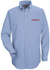 Nissan Service Advisor/Executive Long Sleeve Shirt