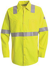 Hi-Visibility Long Sleeve Shirt - Type R, Class 2