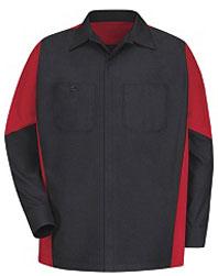Fiat Long Sleeve Crew Shirt