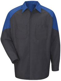 Ford® Long Sleeve Technician Shirt