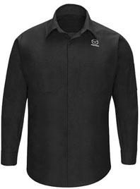 Mazda Long Sleeve Technician Shirt